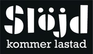 Slöjd kommer lastad logo