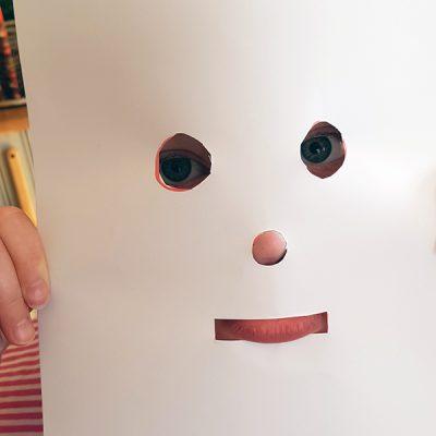 Planera din mask